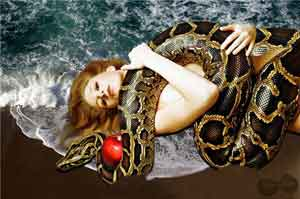 15 лунные сутки - Змей