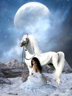 21 лунные сутки - Конь