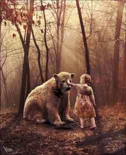 24 лунные сутки - Медведь