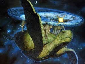25 лунные сутки - Черепаха